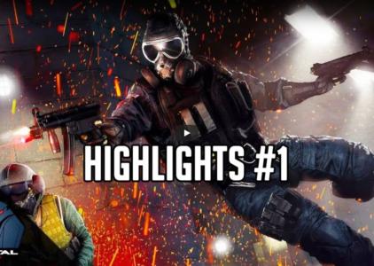 Nouvelle vidéo « Highlights #1 »