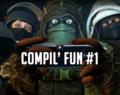 Nouvelle vidéo «Compil' Fun #1»